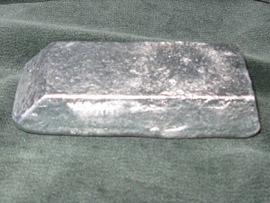 高純度亜鉛地金